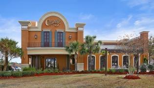 Copelands restaurant front