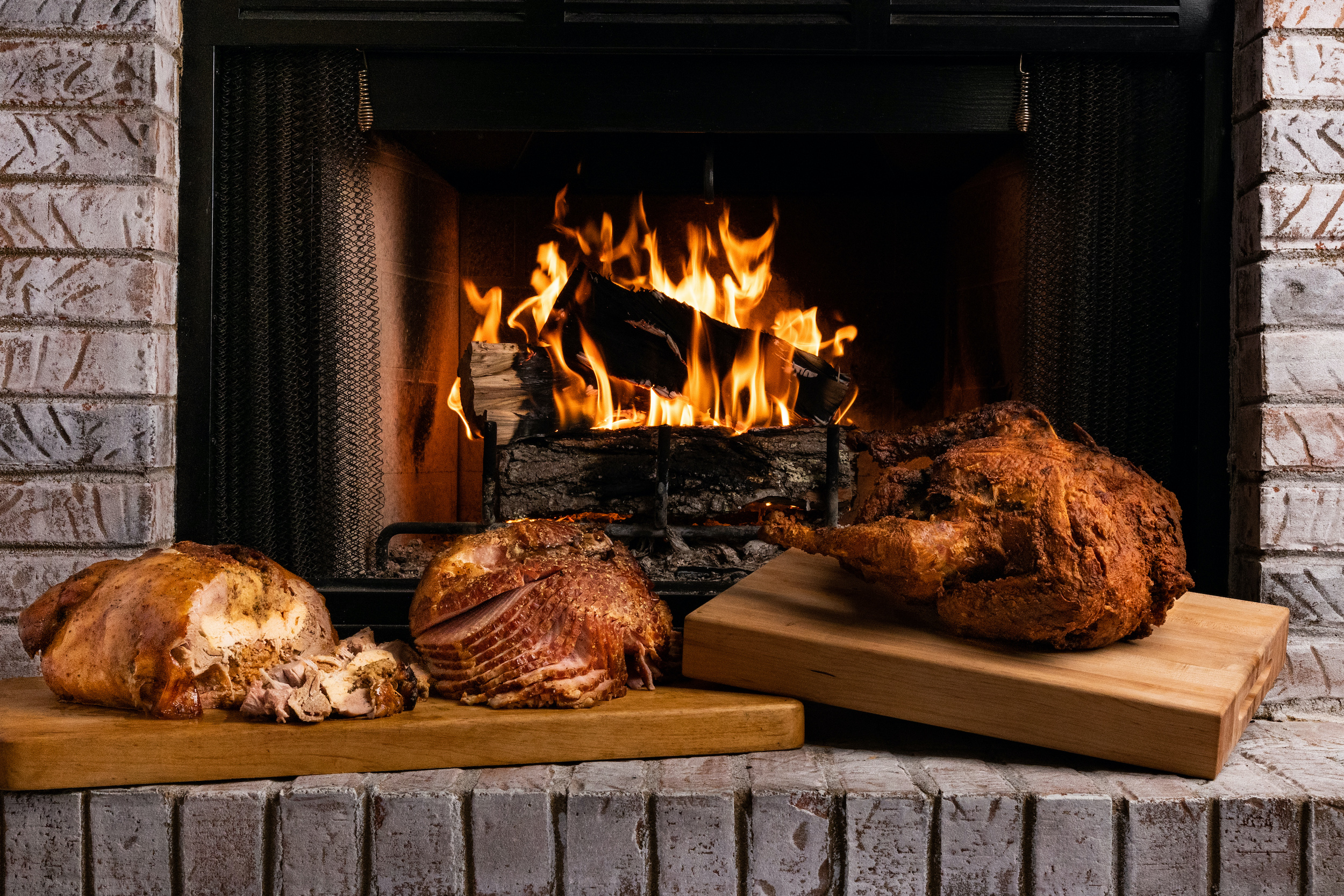 Fireplace Proteins